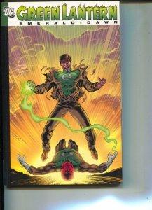 Green Lantern: Emerald Dawn-Keith Griffin-TPB- trade