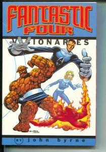 Fantastic Four: Visionaries-John Byrne-Vol 1-2001-PB-VG/FN