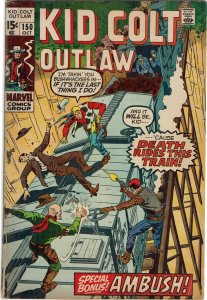 Kid Colt Outlaw #150 Herb Trimpe FN-