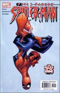 Marvel PETER PARKER: SPIDER-MAN #55 VF+