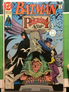 Batman #448 The Penguin Affair 1 of 3
