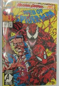 Web of Spider-Man #101 4.0 VG (1993)
