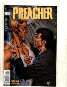 Preacher #4 VF DC Vertigo Comic Book Garth Ennis, Steve Dillon CE4