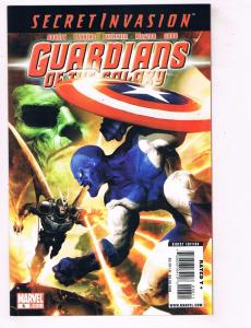 Guardians Of The Galaxy # 6 NM- Marvel Comic Book Rocket Raccoon Groot Drax J76