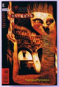 SANDMAN #65, NM-, Vertigo, Neil Gaiman, Marc Hempel, w/ Card, more SM in store