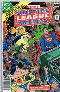 Justice League of America #155 ORIGINAL Vintage 1978 DC Comics