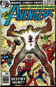 Avengers #176, 8.5 or Better - Starhawk Appearance