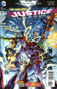 Justice League (2nd Series) #11 VF/NM; DC | save on shipping - details inside