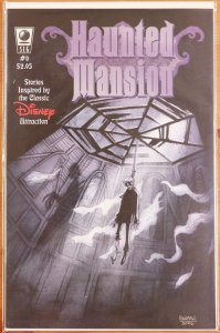 Haunted Mansion #6 Near Mint 9.4 - 1st Series - Hard To Find (2007)