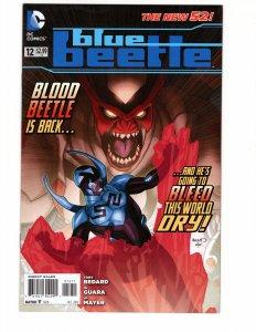 Blue Beetle #12 (VF/NM) ID#MBX3