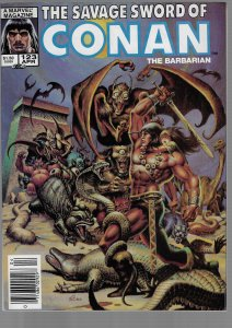 Savage Sword of Conan #123 (Marvel, 1986)