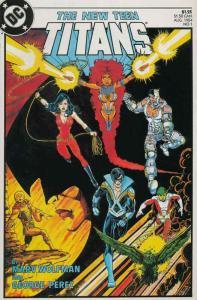 TEEN TITANS, ( 1984 BAXTER  1-49 Ann  25 DIFFERENT