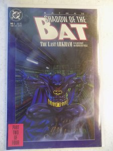 SHADOW OF THE BAT # 2