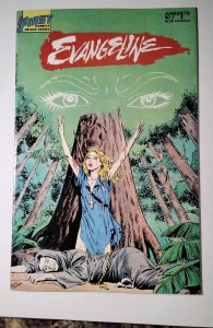 Evangeline #2 (1987) First Comic Book J756