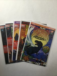 Ray Bradbury 1 2 3 4 5 Lot Run Set Near Mint Nm Topps Comics