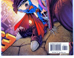 Action Comics # 833,834, 835 1st Comic Book Appearance of LIVEWIRE !!!