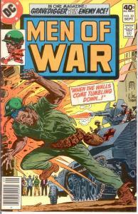 MEN OF WAR (1977-1980) 20 VF-NM Sept. 1979 COMICS BOOK