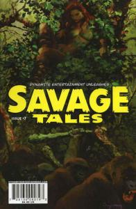 Savage Tales (Dynamite) #7A VF/NM; Dynamite | save on shipping - details inside