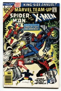 Marvel Team-Up Annual #1  comic book  Early New X-Men 1976 VF/NM