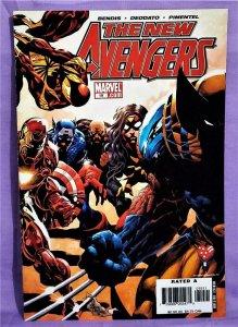 Brian Michael Bendis NEW AVENGERS #19 Mike Deodato (Marvel, 2006)!