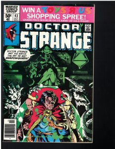 Doctor Strange #43 (Marvel, 1980)