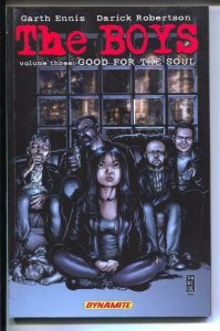 Boys: Good For The Soul-Vol. 3-Garth Ennis-TPB-trade