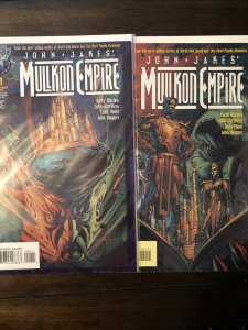 Mullkon Empire #1&2