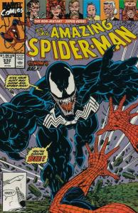 Amazing Spider-Man, The #332 VF/NM; Marvel | save on shipping - details inside