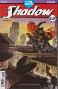 Shadow, The (5th Series) #25 VF/NM; Dynamite | save on shipping - details inside