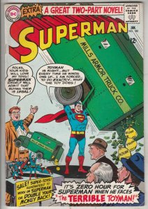Superman #182 (Jan-66) VF/NM High-Grade Superman