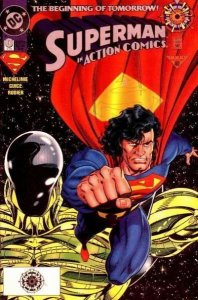 Action Comics (1938 series) #0, NM + (Stock photo)