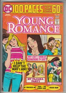 Young Romance #200 (Aug-74) VF/NM High-Grade