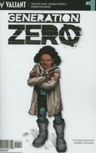 Generation Zero (Valiant) #1E FN; Valiant | save on shipping - details inside