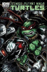 Teenage Mutant Ninja Turtles (5th Series) #48B VF/NM; IDW | save on shipping - d