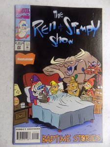 REN AND STIMPY SHOW # 22