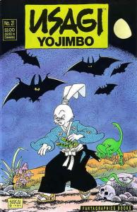 Usagi Yojimbo (Vol. 1) #21 VF/NM; Fantagraphics | save on shipping - details ins