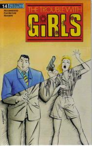 Trouble With Girls, The (Vol. 1) #14 FN; Eternity | save on shipping - details i