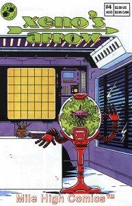 XENOS ARROW #4 Near Mint Comics Book