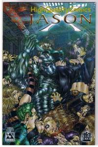 JASON X #1 Special, NM+, Brian Pulido, Gore, Avatar, 2005, more Horror in store