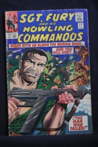 Sgt. Fury and his Howling Commandos, #23