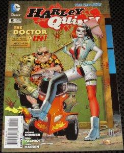 Harley Quinn New 52 #5 (2014)