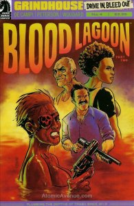 Grindhouse: Drive In, Bleed Out #4 FN; Dark Horse | save on shipping - details i