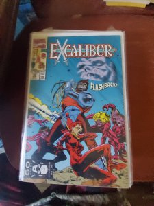 Excalibur #35 (1991)