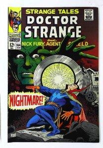 Strange Tales (1951 series) #164, VF- (Actual scan)