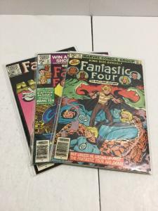 Fantastic Four Annual 14 15 17 Lot See Description For Grades Marvel Comics IK