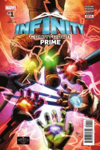 Infinity Countdown: Prime #1, NM- (Stock photo)