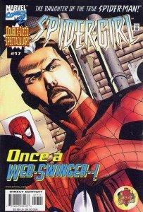 Spider-Girl (1998 series) #17, NM (Stock photo)