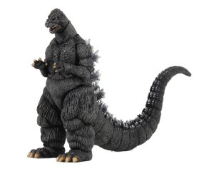 GODZILLA 1989 CLASSIC GODZILLA 12IN HEAD TO TAIL By NECA