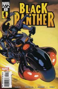 Black Panther (Vol. 3) #5 VF/NM; Marvel | save on shipping - details inside