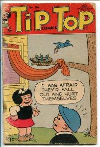TIP TOP-#182 1953-UNITED FEATURES-NANCY-SLUGGO-TARZAN-fr
